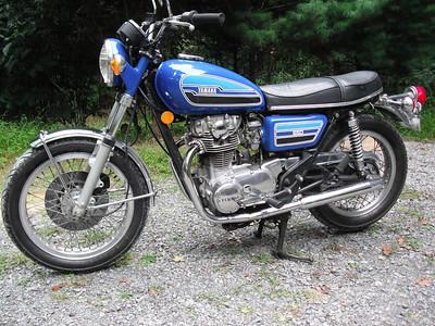 1976 XS650C