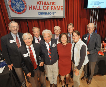 2015 Alumni Athletic Hall of Fame