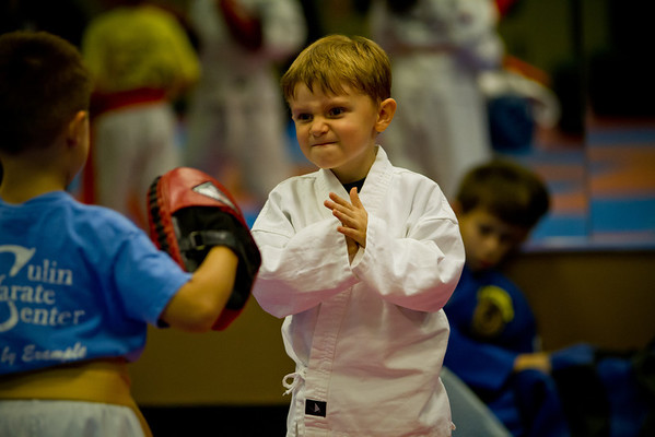 Jonah in Karate - 2011