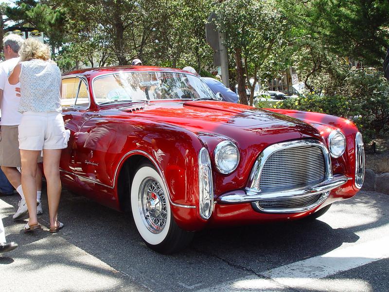 Chrysler Ghia GS-1