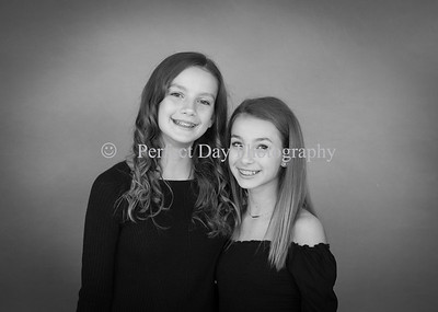 Riggs Girls Portraits