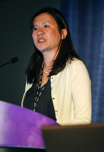Yu-Ning Wong, MD, MSCE, presents Abstract 6506 during Health Services Research and Quality of Care Oral Abstract Session