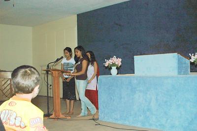 SOS BG 2006 Memorial Day Children Satsang & Spiritual Talk