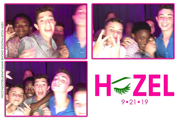 Hazel's Bat Mitzvah