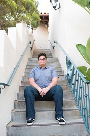Brandon {Class of 2020}