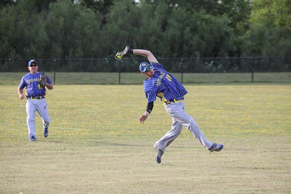 Cleve Hill Fire vs Dcrest softball 8-15-19