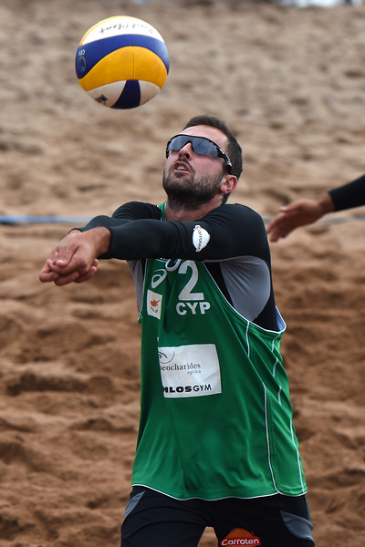 CEV SCD Beach Volleyball Zonal Event, Portobello Beach, 27th August 2017   © Lynne Marshall   http://www.volleyballphotos.co.uk/2017/CEV-FIVB-Events/2017-08-27-CEV-SCD-Beach-Volleyball-Zonal-Event-Day-2/