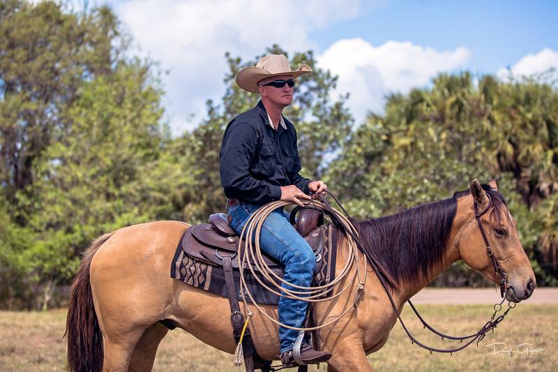 Florida Cracker Cowboy