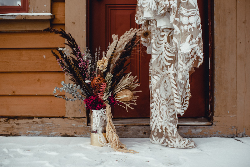 Requiem Images - Luxury Boho Winter Mountain Intimate Wedding - Seven Springs - Laurel Highlands - Blake Holly -59.jpg