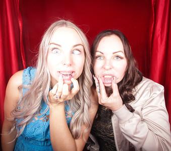 Hollie & Damian Photobooth Photos
