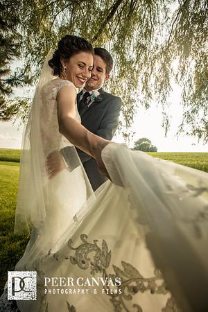 Justin and Anna Barnacopia Wedding