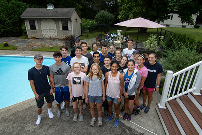 Medway HS XC, Fall 2018