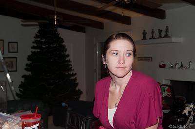 Decorating the Tree, 9 December 2010