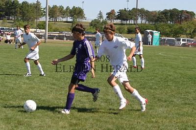 Boys Soccer vs. Hampshire