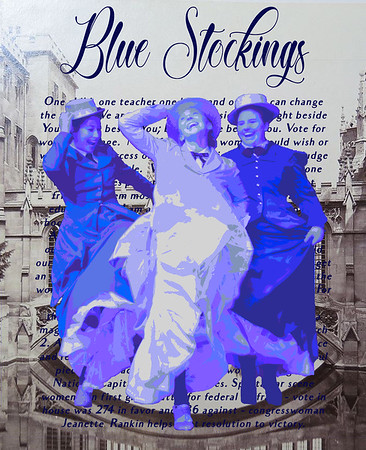 2018 Blue Stockings