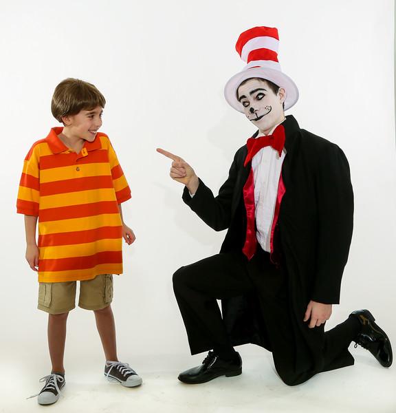 "SKIT's ""Seussical"" Publicity Photos"
