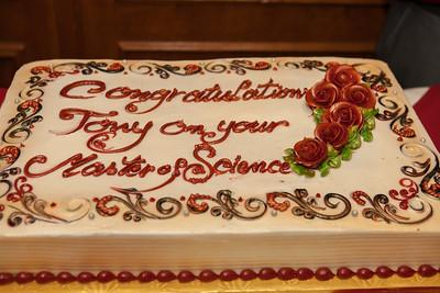 Tony's Graduation Party