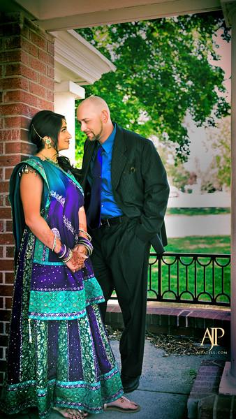 Aaron + Bindi