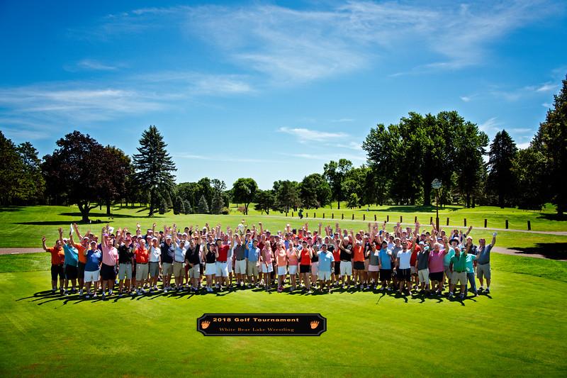 2018 WBL Wrestling Golf Tournament