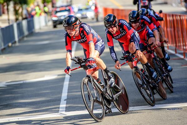 UCI World Championship Team Trials Richmond 2015
