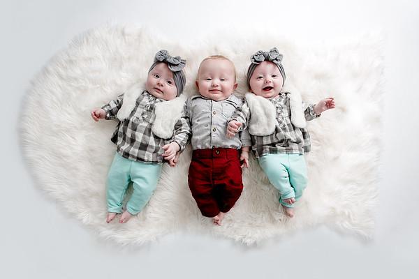 Henderson Triplets 2019
