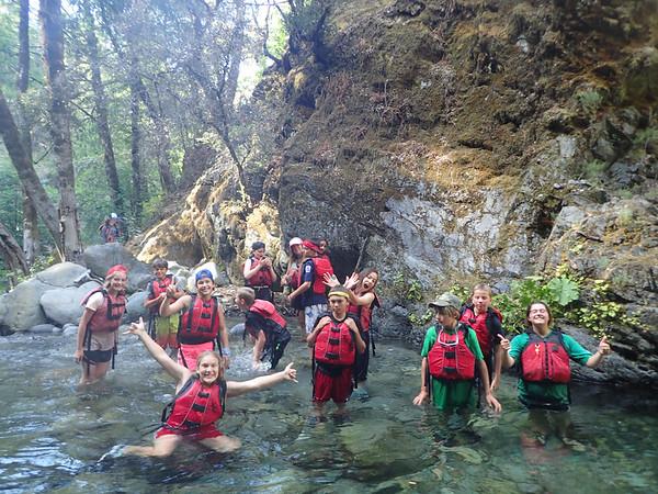 2015 Wilderness Ascent Week 1