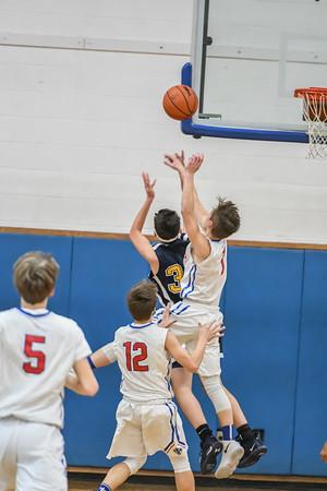 Fraser Vs St. Clair JV Basketball