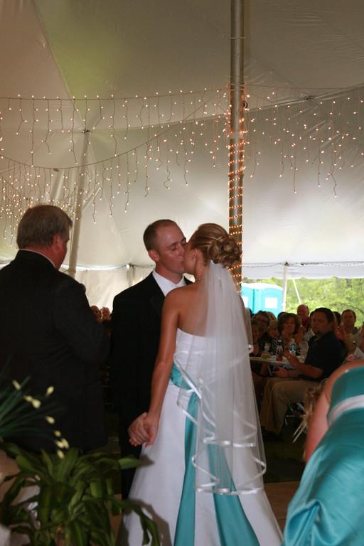 RHEA-BOYER WEDDING - THE WEDDING CEREMONY