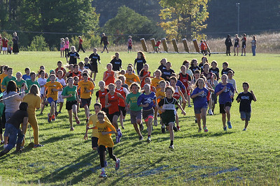 XC Kingsley Invite 6th Grade Mile