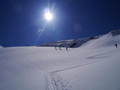 2013 Italy - Ortler Ski Traverse