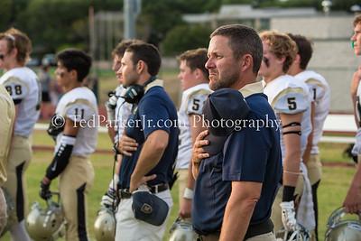 Regents Varsity Football 2015