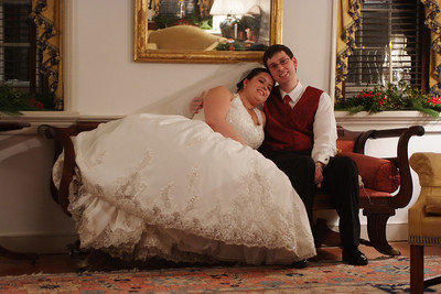 Julie and Nathaniel Wedding