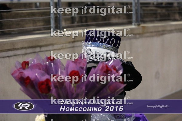 CR Homecoming Activities 2016