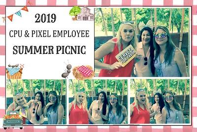 CPU & PIXEL Employee Summer Picnic 2019