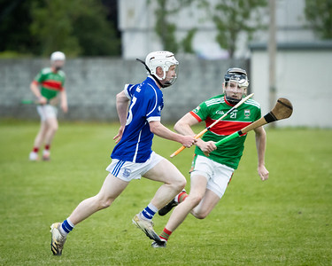 11/06/21 Thurles Sarsfileds v Loughmore Castleiney Mid Tipperary Junior Hurling League