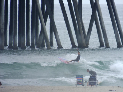 9/1/21 * AFTERNOON SESSION * DAILY SURFING PHOTOS * H.B. PIER