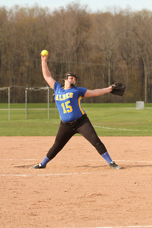 2014 Alden vs Cleve Hill Softball