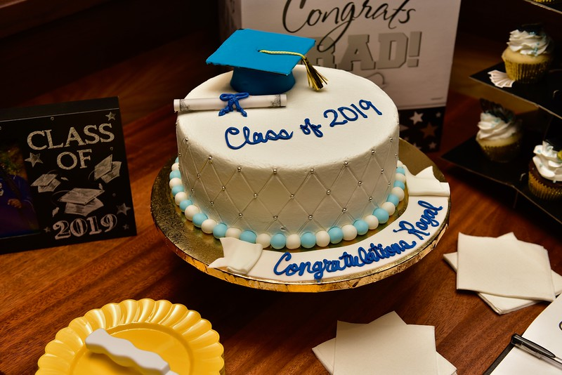 Royal  Thurston  Graduation   Party