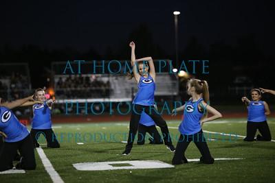 Dance Team - Football games