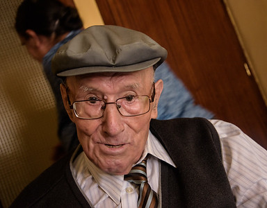 El abuelo de Vinnie