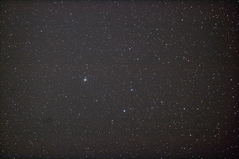 Caldwell 47 - NGC6934 - Delphinis Globular Cluster - 5/7/2011 (Processed stack)