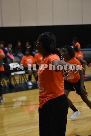 Alumni Basketball Ladies Game 2