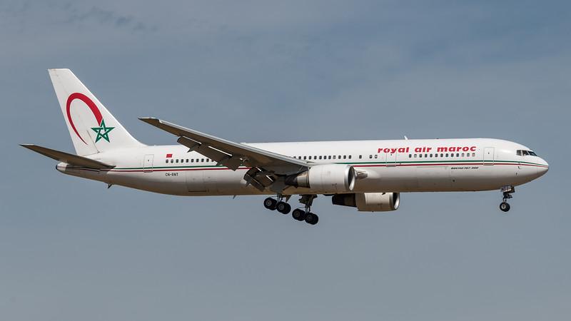 Royal Air Maroc / Boeing B767-36N(ER) / CN-RNT