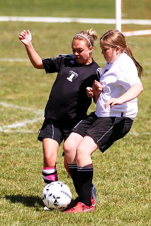 Impact  Soccer Girls U14 - Leo vs J. Anderson 5-4-2013