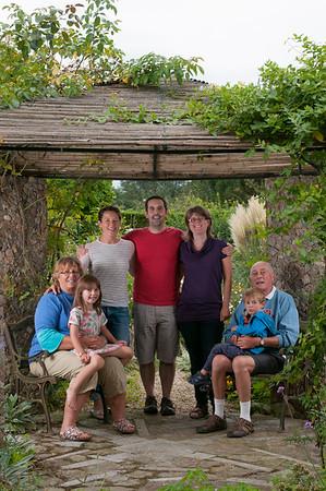 Family Group Portrait 20140822