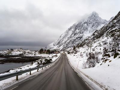 LOFOTEN ISLANDS NORWAY 2017