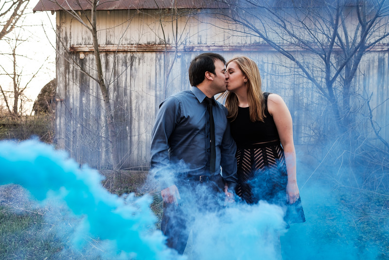 Addy & Max'swhimsical anniversary portrait session