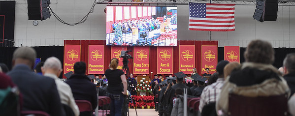 2017 Winter Commencement