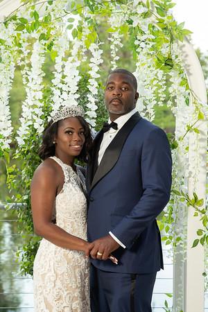 Tamara and Kelvin