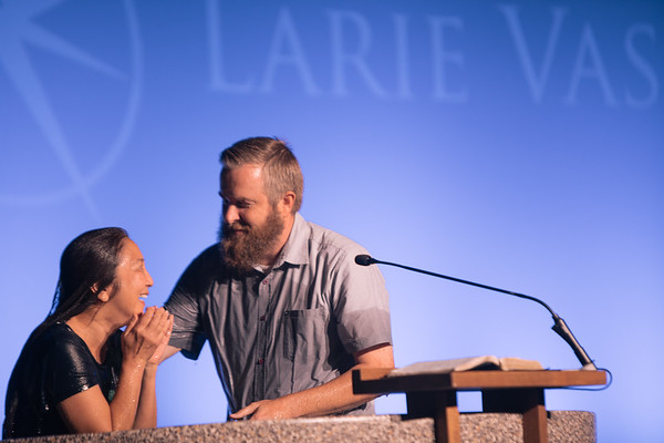 Baptisms- July 7 & 8, 2017